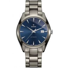 Rado Mens HyperChrome Automatic Grey Ceramic Bracelet Watch R32254202