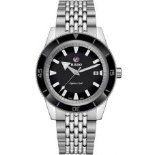 Rado Mens HyperChrome Captain Cook Automatic Bracelet Watch R32505153