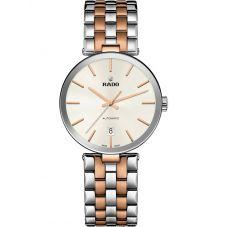 Rado Mens Florence Automatic Two Tone Steel Bracelet Watch R48901103