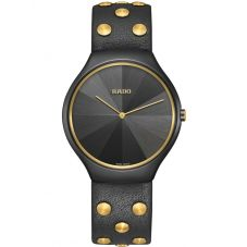 Rado Ladies True Thinline Studs Limited Edition Strap Watch R27012105