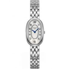 Longines Ladies Symphonette Mother Of Pearl Dial Bracelet Watch L23054836