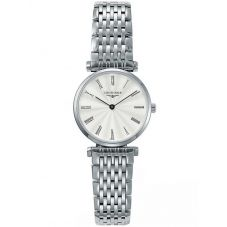 Longines Ladies La Grande Classique Silver Dial Bracelet Watch L42094716