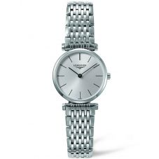 Longines Ladies La Grande Classique Silver Dial Bracelet Watch L42094726