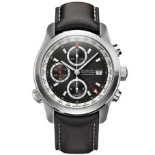 Bremont ALT1-WT WORLD TIMER Black Strap Watch ALT1-WT/BK