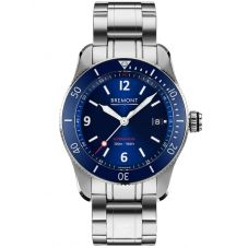 Bremont SUPERMARINE S300 Blue Bracelet Watch S300/BL/BR