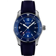 Bremont SUPERMARINE S300 Blue Strap Watch S300/BL