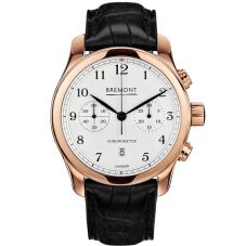 Bremont ALT1-C CLASSIC Rose Gold Black Strap Watch ALT1-C/RG