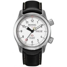 Bremont MARTIN-BAKER II Orange Tone White Dial Strap Watch MBII-WH/OR