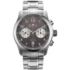 Bremont ALT1-C CLASSIC Anthracite Dial Bracelet Watch ALT1-C/AN/BR