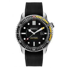 Bremont SUPERMARINE S2000 Yellow Professional Diving Rubber Strap Watch S2000/YLW