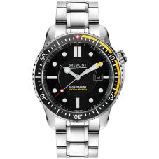 Bremont Black and Yellow Bracelet Watch S2000/YLW-BR