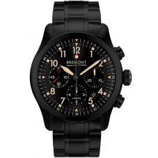 Bremont ALT1-P2 Jet Bracelet Watch ALT1-P2-JET-S