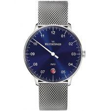 MeisterSinger Mens Neo Automatic Bracelet Watch NE908N-MLN18
