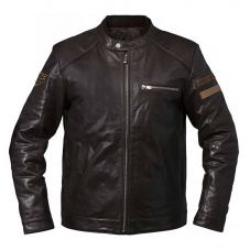 TAG Heuer Brown Vintage Leather Jacket R13JAC1120.00M