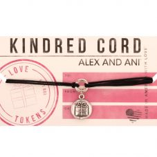 ALEX AND ANI Love Token Present Kindred Cord Bracelet A16KC29RS