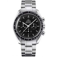 Omega Mens Speedmaster Moonwatch Professional Calibre 1861 Bracelet Watch 311.30.42.30.01.005