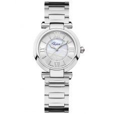 Chopard Imperiale Mother of Pearl Silver Bracelet Watch 388563-3006
