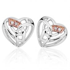 Clogau Eternal Love Earrings 3SELE