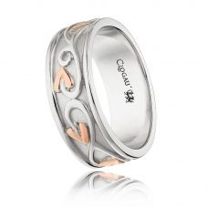 Clogau Tree Of Life Ring 3SOTLR2 Q