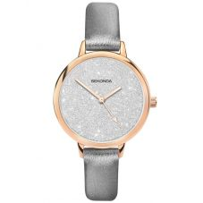 Sekonda Ladies Glitter Dial Watch 40024