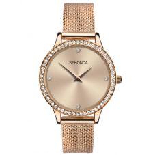 Sekonda Ladies Mesh Bracelet Watch 40036
