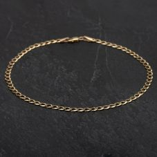 Second Hand 10.5 inch Curb Anklet 4101483