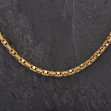 Second Hand Yellow Gold 36 inch Fancy Chain 4104271