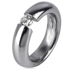 Second Hand Platinum Diamond Solitaire Ring