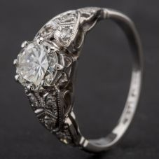 Second Hand Diamond Solitaire Ring 4112138