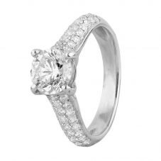Second Hand 1.05ct Diamond Solitaire Ring 4112307