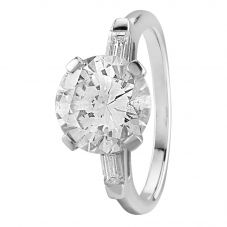 Second Hand 2.53ct Diamond Solitaire Ring