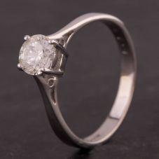 Second Hand White Gold Diamond Ring 4112888