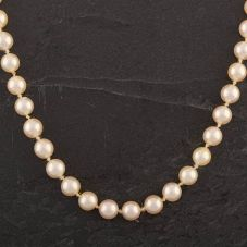 Second Hand 20 Inch Pearl Necklace 4127788