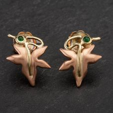 Second Hand Clogue Ivy Leaf Earrings 4183718