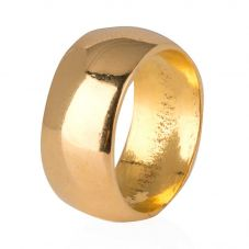 Second Hand 22ct Yellow Gold Plain Wedding Ring 4187466
