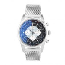 Second Hand Breitling Transocean Unitime Watch 4218046