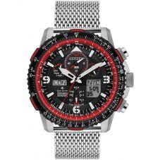 Citizen Red Arrows Limited Edition Skyhawk A.T Bracelet Watch 4218097