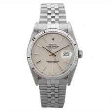 Second Hand Rolex Mens Oyster Perpetual Datejust Watch 16234(12828) - Year 1998