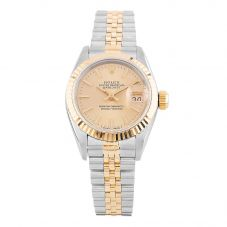 Second Hand Rolex Ladies Oyster Perpetual Datejust Watch 69173(12807) - Year 1992