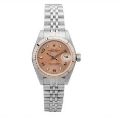 Second Hand Rolex Ladies Oyster Perpetual Datejust Watch 69174(12025) - Year 1998