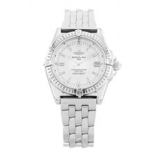 Second Hand Breitling Callisto Silver Bracelet Watch A77346