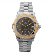 Second Hand TAG Heuer Professional Two Tone Bracelet Watch WN1151 (L511578)