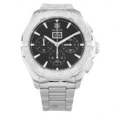 Second Hand TAG Heuer Aquaracer Black Bracelet Watch CAY211Z.BA0926 (E600413)