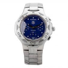 Second Hand TAG Heuer Kirium Blue Bracelet Watch CL2111.BA0700