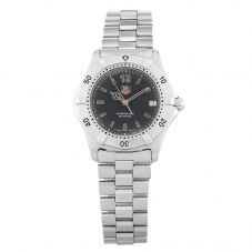 Second Hand TAG Heuer Professional 2000 Series Black Bracelet Watch WK1110.BA0317