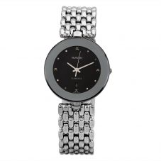 Second Hand Rado Florence Black Bracelet Watch R48742153 (C0512066)