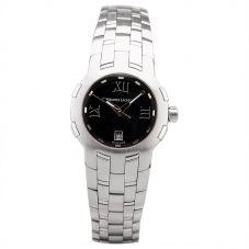 Second Hand Maurice Lacroix Ladies Black Bracelet Watch 4410273