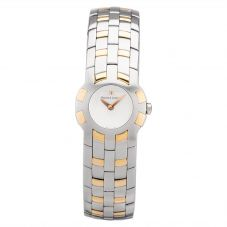 Second Hand Maurice Lacroix Ladies Intuition Two Tone Bracelet Watch 4410277