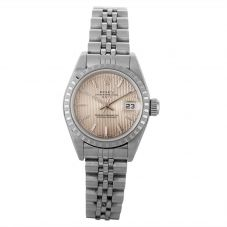 Second Hand Rolex Oyster Perpetual Date Watch 69240 (R517256)