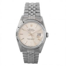 Second Hand Rolex Oyster Perpetual Datejust Watch 16234 (H511071)